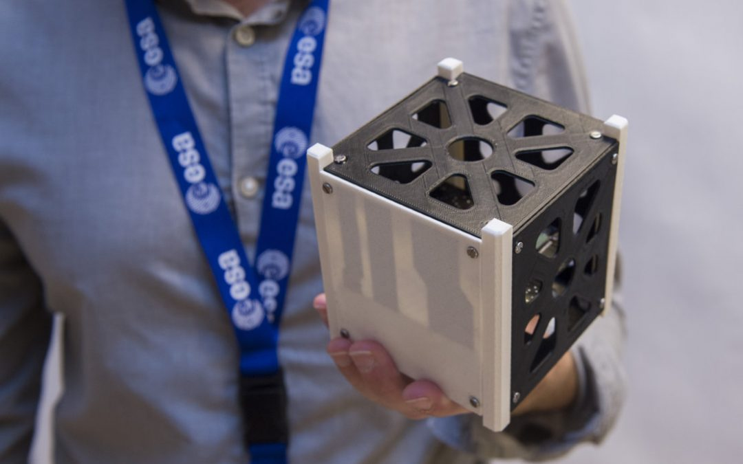 Apiums 3D Printing for Space Missions