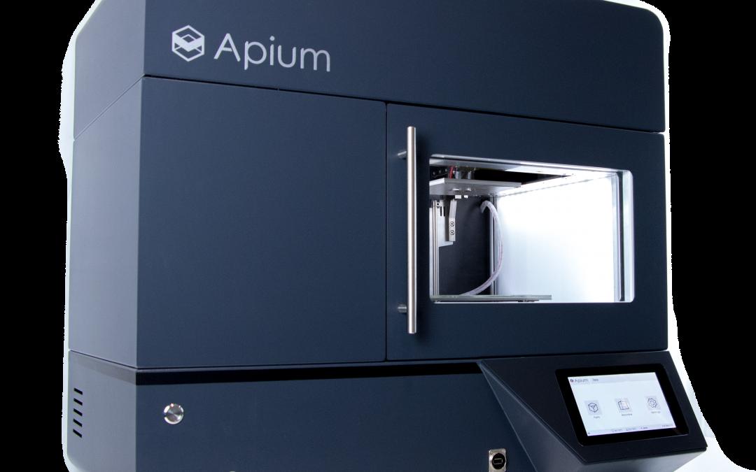 Der näschste Schritt für industriellen 3D-Druck: Der neue Apium P220
