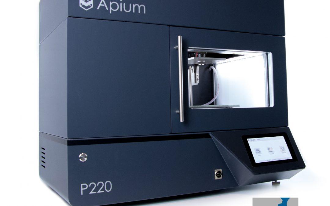 Apium gewinnt den Industriepreis 2018 – Apium P220 setzt neue Maßstäbe für die Forschung und Entwicklung