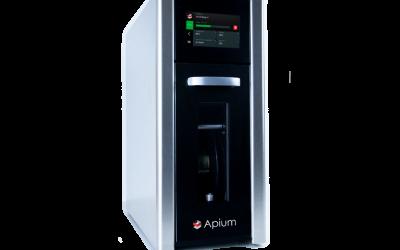 Der neue Apium Filamenttrockner: Reduziert feuchtigkeitsbedingte 3D-Druckfehler und steigert deutlich die Druckerfolgsrate