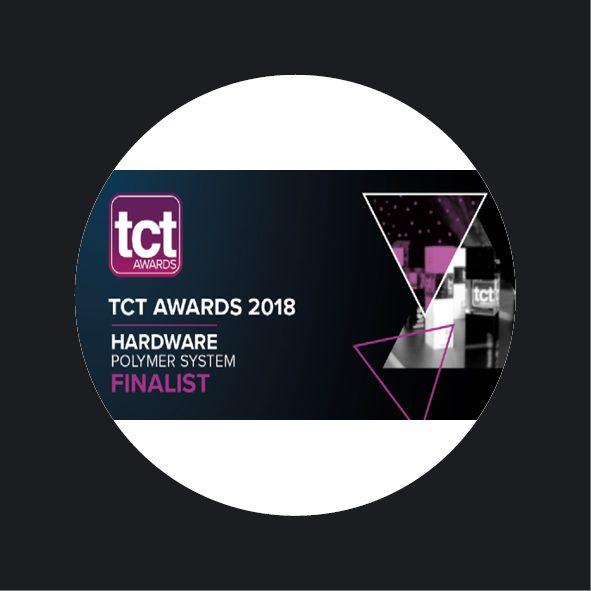 TCT Awards - Apium M220 - Hardware Polymer System Finalist