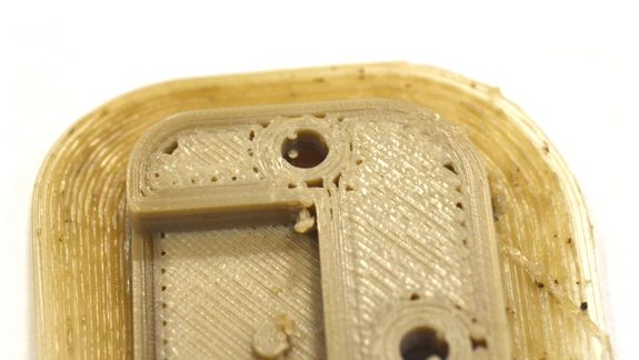 Under-extrusion - Overcoming 3D printing problems & failures