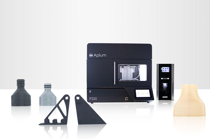 Apium M220 - Medizinisches 3D Druck Webinar