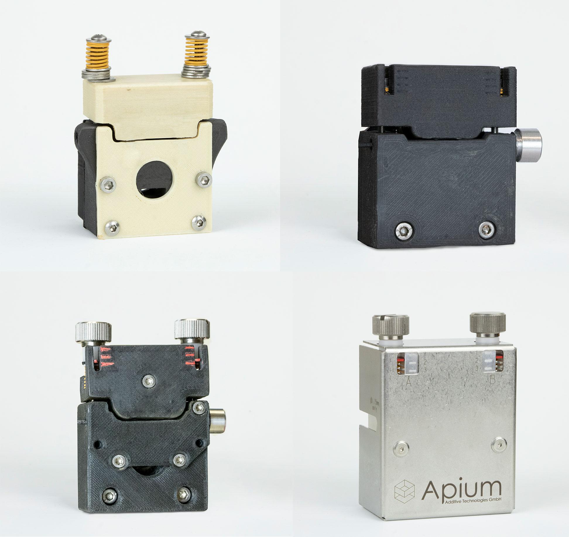 Apium Case Study - Advanced Extruder Technology