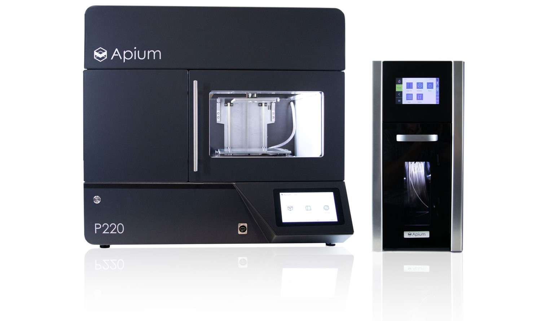 Apium P220 Series - Industrial PEEK 3D Printing (FFF)